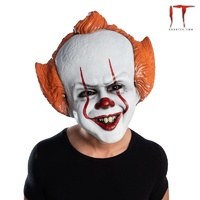 Pennywise 'IT' Vacuform Moulded Adult Mask
