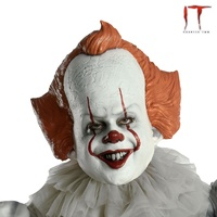 Pennywise 'IT' Adult Vinyl Mask