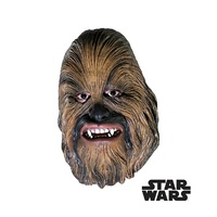 Star Wars Chewbacca 3/4 Mask Adult Costume Accessory