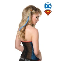 Supergirl Hair Extension Costume Accessory