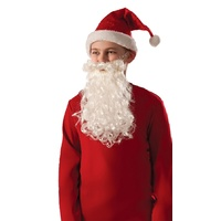 Santa Beard and Moustache Child Costume Accessory