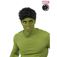 Hulk Wig Adult Costume Accessory