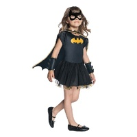 Batgirl Tutu Dress Child Costume