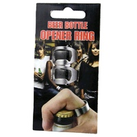 Bottle Opener Ring 2 Piece Pack