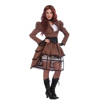 Steampunk Vicky Adult Costume