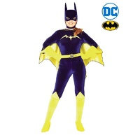 Batgirl Deluxe Adult Costume Size XSmall