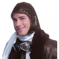 Aviator Helmet Costume Accessory