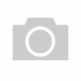 Gangster Fedora White Sequin with Lights