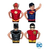 DC Comics Partytime Assorted 32 Pack Boys Costume