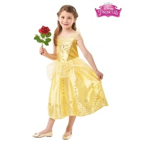 Beauty And The Beast Belle Gem Princess Child Costume