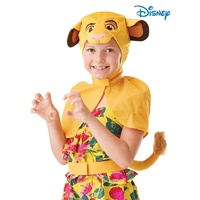 The Lion King Simba Accessory Set Child