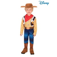 Toy Story 4 Woody Deluxe Child Costume