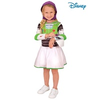 Toy Story 4 Buzz Girl Classic Child Costume