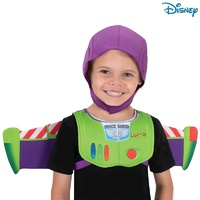 Toy Story 4 Buzz Wings And Snood Child Costume Set