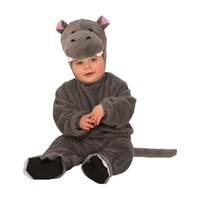 Baby Hippo Toddler Costume
