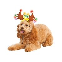 Reindeer Light-Up Pet Costume