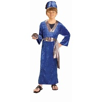 Wiseman Blue Child Costume