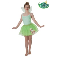 Disney Fairies Tinker Bell Tutu and Wings Set Adult Costume
