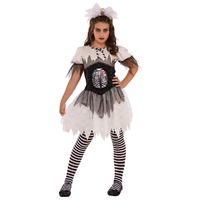 Open Ribs Teen Costume