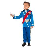 Royal Prince Child Costume