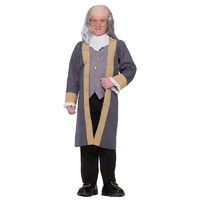 Benjamin Franklin Classic Child Costume
