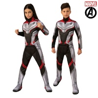 Avengers 4 Deluxe Unisex Team Suit Child Costume