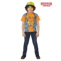 Stranger Things Dustin Roast Beef T-Shirt Child Costume