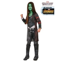 Guardians Of The Galaxy Gamora Deluxe Child Costume