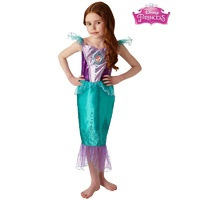 The Little Mermaid Ariel Gem Princess Child Costume