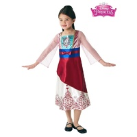 Mulan Gem Princess Child Costume