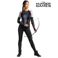 The Hunger Games Katniss The Games Adult Costume