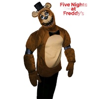 Five Nights at Freddy's Freddy Deluxe Adult Costume