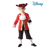 Captain Hook Deluxe Child Costume