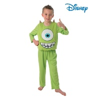 Monsters Inc Mike Wazowski Deluxe Child Costume