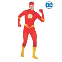 The Flash 2nd Skin Suit Adult Costume