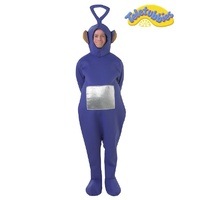 Teletubbies Tinky Winky Deluxe Adult Costume