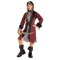 Caribbean Princess Pirate Child Costume