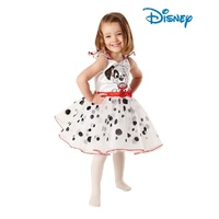 101 Dalmations Deluxe Girls Costume