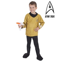 Star Trek Captain Kirk Child Costume