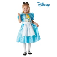 Alice In Wonderland Alice Classic Girls Costume
