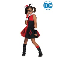 Harley Quinn Tutu Toddler Costume