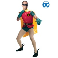 Robin 1966 Collector's Edition Adult Costume