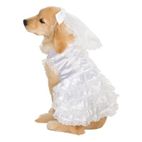 Bride Pet Costume