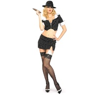 Ms Capone Sexy Adult Costume