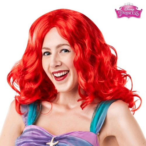 The Little Mermaid Ariel Adult Wig