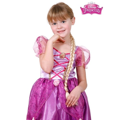 Rapunzel Hair Extension Child Costume Accessory