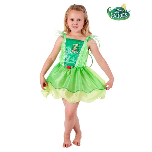 Disney Fairies Tinker Bell Classic Playtime Child Costume