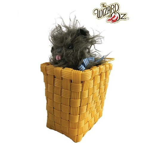 The Wizard of Oz Toto In A Basket