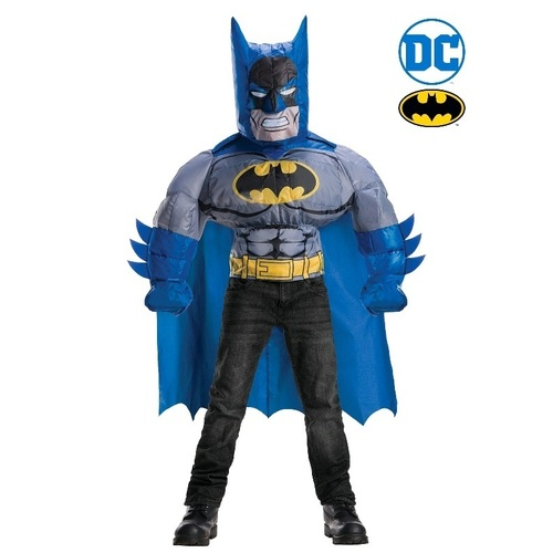 Batman Inflatable Costume Top Child Costume
