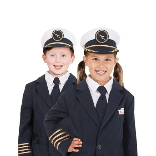 QANTAS Pilot's Hat Child Costume Accessory